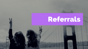 Tax marketing referrals